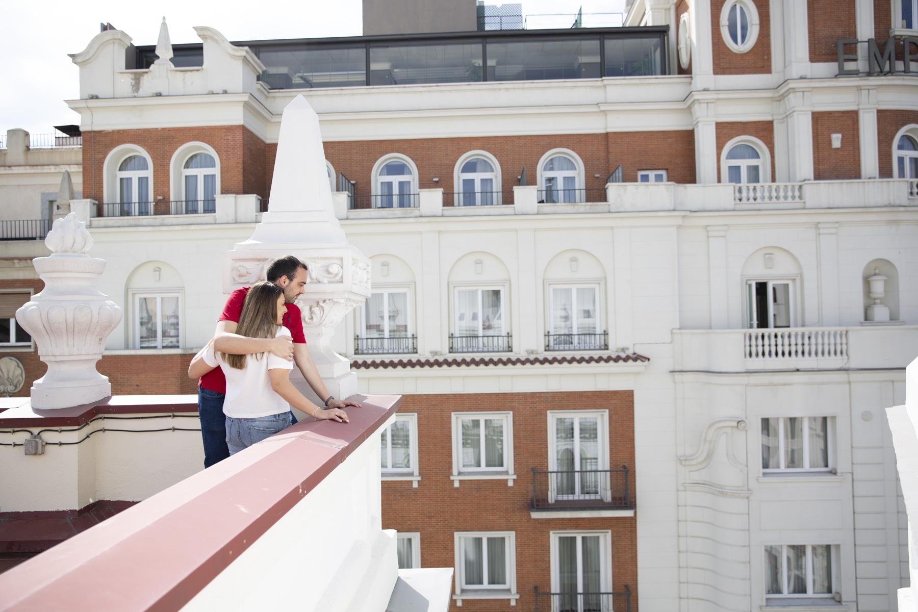 Preboda Por Madrid Fotógrafos Bodas Andrea Design